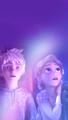 Jack & Rapunzel - disney fan art