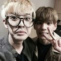 Jae and Wonpil - day6 photo