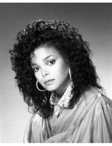 80's music wallpaper entitled Janet Jackson