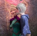 Jelsa Edit - jack-frost-rise-of-the-guardians fan art