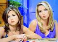 Jennifer Aniston / Lisa Kudrow  - friends fan art