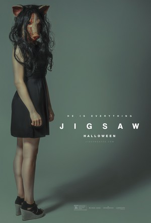 Jigsaw (2017) Disciples Poster