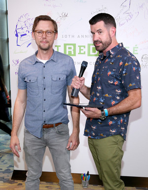 Jimmi Simpson @ the WIRED Cafe @ SDCC 2017