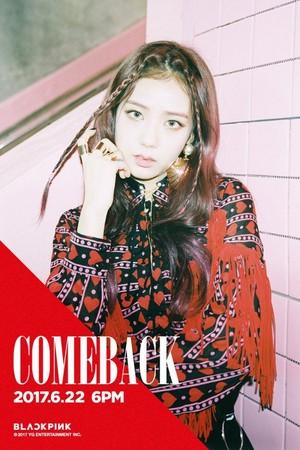 Jisoo teaser image