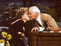 Johnny Carson Last Tonight Show Appearance  - the-90s photo