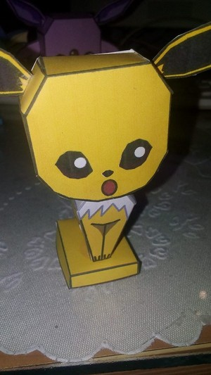 Jolteon's papercraft