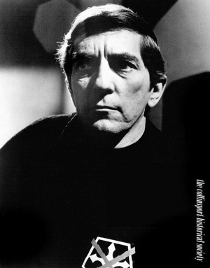 "Jonathan Frid in the ABC-TV movie, ""The Devil's Daughter"" (1973)"