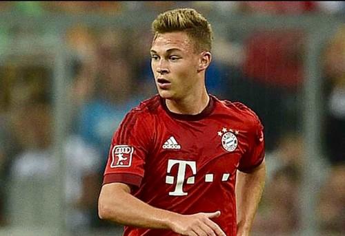FC Bayern Munich kertas dinding titled Joshua Kimmick