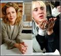 Joyce Summers and Draco Malfoy - buffy-the-vampire-slayer fan art