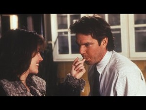 Julia Roberts & Dennis Quaid in Something to Talk About