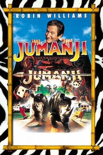 Jumanji wallpaper entitled Jumanji (1995) Poster