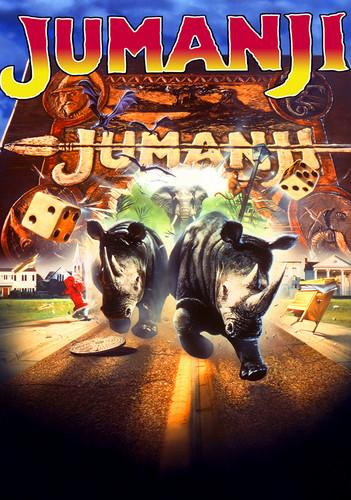 Jumanji Обои called Jumanji (1995) Poster