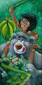 Jungle Book - disney fan art
