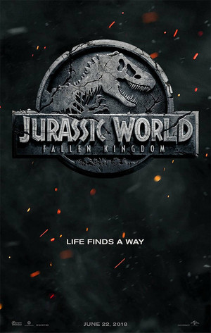 Jurassic World 2: Fallen Kingdom - Poster