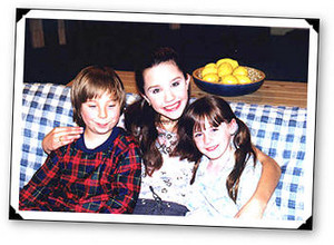 Justin, Becky & Kelly