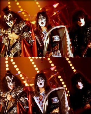 KISS ~Hamburg, West Germany...October 4, 1980