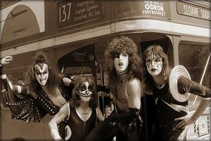 キッス ~London, England...May 10, 1976