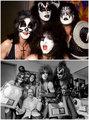 KISS ~Long Island, New York...December 31, 1975 - kiss photo