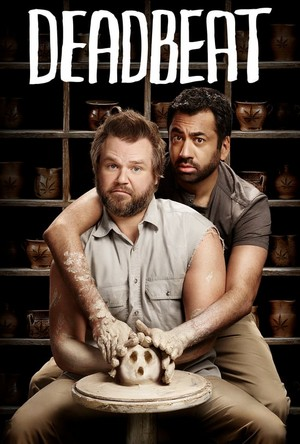 Kal Penn as Clyde in Season 3 of 'Deadbeat'