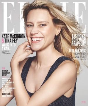 Kate McKinnon - Elle Cover - 2017