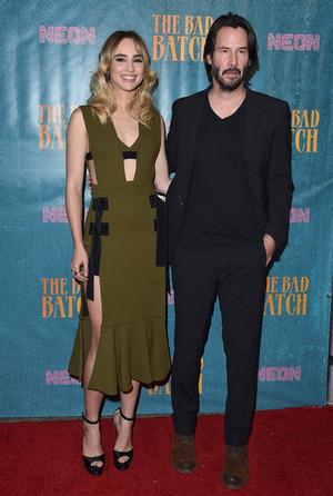 Keanu @ The Bad Batch Premiere