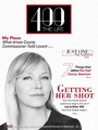 Kelli Giddish - 400 The Life Cover - July 2017