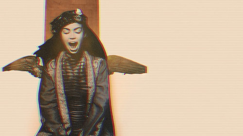 Aura Dione Fanclub karatasi la kupamba ukuta called King Of Pain Lyric Video
