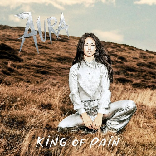 Aura Dione Fanclub karatasi la kupamba ukuta titled King Of Pain