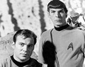 Kirk and Spock - star-trek-the-original-series photo