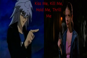 Kiss me, Kill me, Hold me, Thrill me