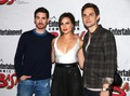 Lana, Colin and Andrew  - once-upon-a-time photo