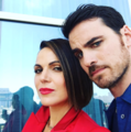 Lana and Colin - once-upon-a-time photo