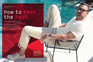 Liev Schreiber - Esquire UK Photoshoot - 2014