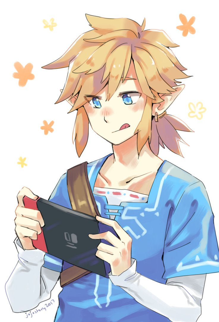 Link Link Fan Art 40573356 Fanpop