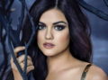 Lucy Hale - aria-montgomery photo