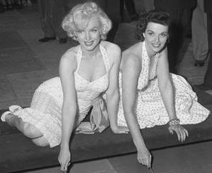 Marilyn And Jayne Russell
