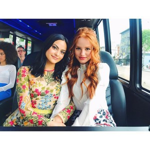 Madelaine and Camila