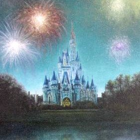Disney wallpaper entitled Magic Kingdom