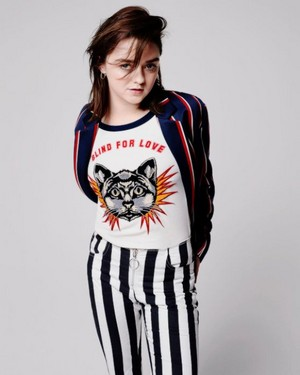 Maisie Williams ~ Style Magazine ~ July 2017