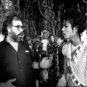 Making Of Captain Eo