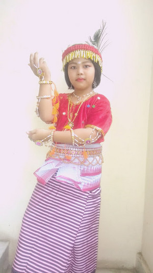 Manipur Traditional Dress