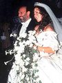 Mariah Carey And Tommy Mottola's Wedding  - the-90s photo