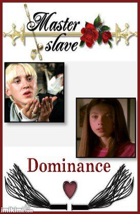 Master and Slave: Dominance