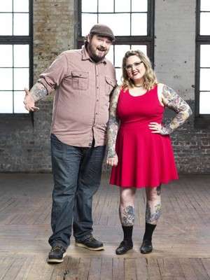 Matt O'Baugh and Katie McGowan | Black Cobra Tattoos | Season 9