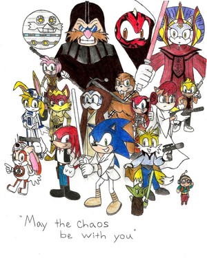 May the Chaos be with You