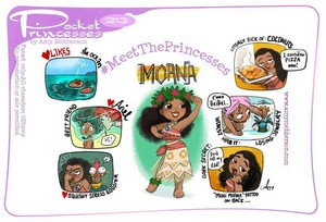 Meet the Princesses: Moana