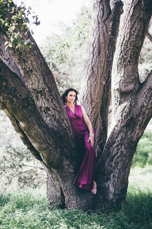 Melissa Ponzio - Claire Bryétt Andrew Photoshoot - 2017