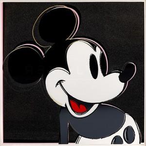 Mickey 쥐, 마우스