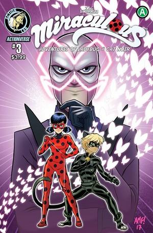 Miraculous Ladybug Comics