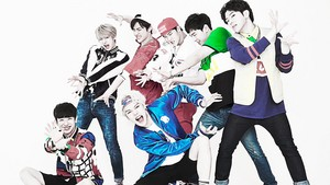 Monsta X wallpaper